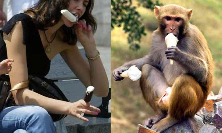 want to live longer then eat like a monkey see pics