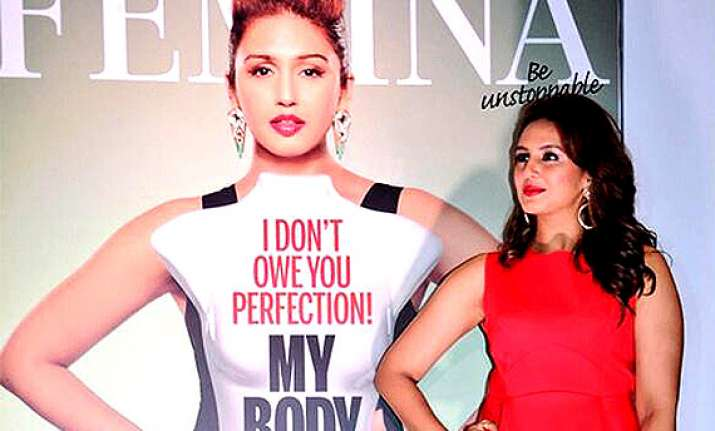 huma qureshi don t believe in starving see pics