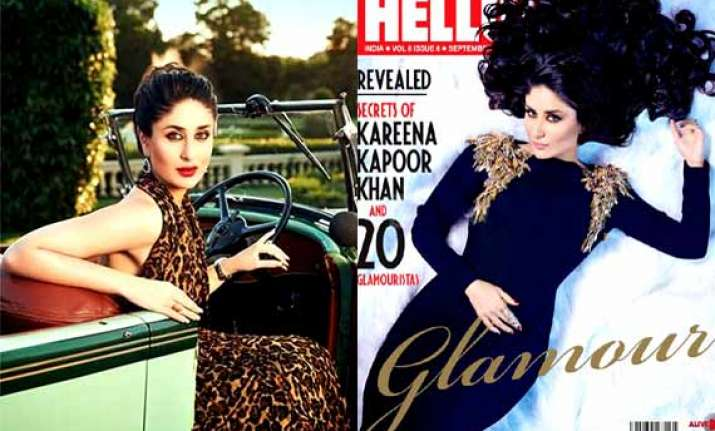 kareena kapoor covers hello looks smoking hot see pics
