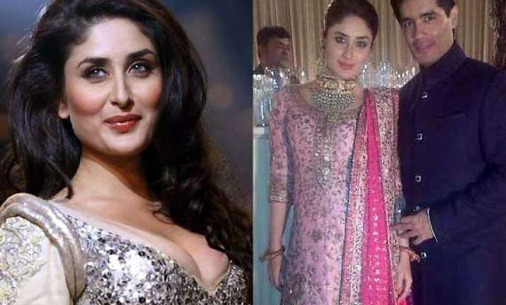 kareena kapoor to walk for designer manish malhotra at lfw