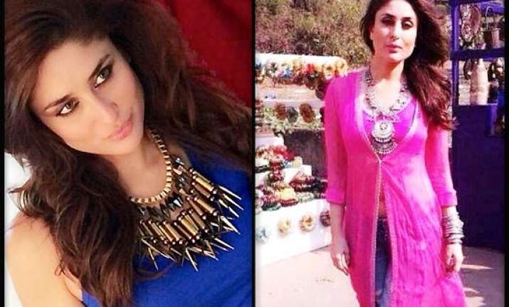 kareena kapoor gets sanjay leela bhansali to style her look