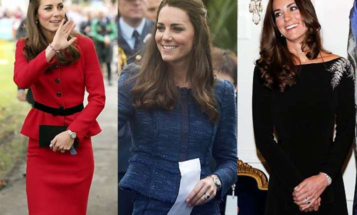 kate middleton wows new zealand with her style view all her