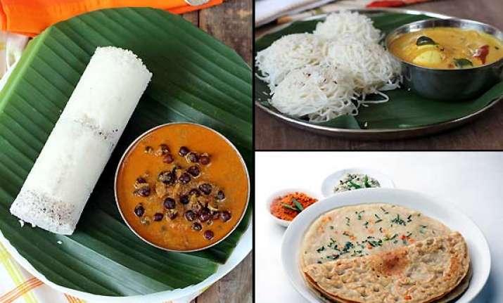 kerala street food yummiest thattu dosha and omplate see