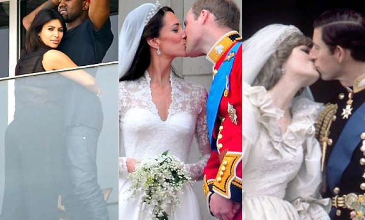 kim kardashian desires a balcony like royal wedding see pics