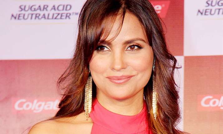 dental care highly ignored lara dutta