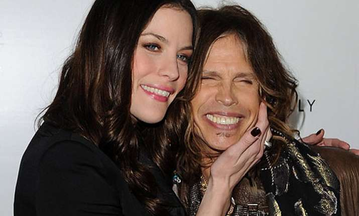liv tyler uses dad s beauty products