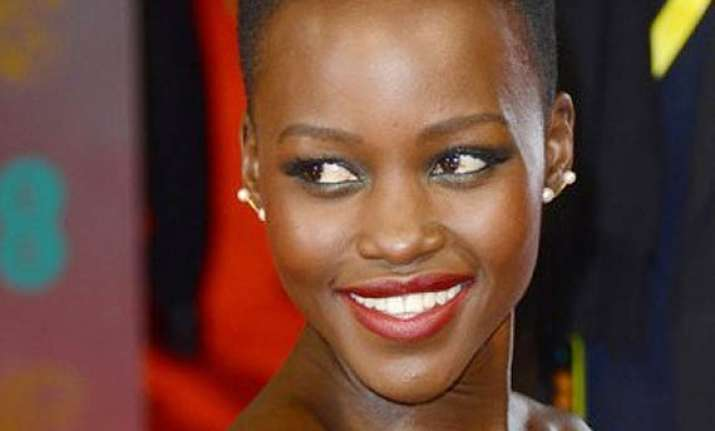 lupita nyong o to endorse a beauty brand