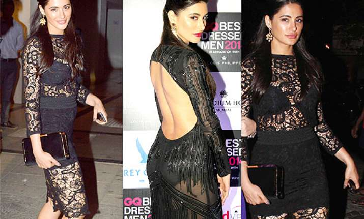 nargis fakhri s fetish for see through dresses see pics