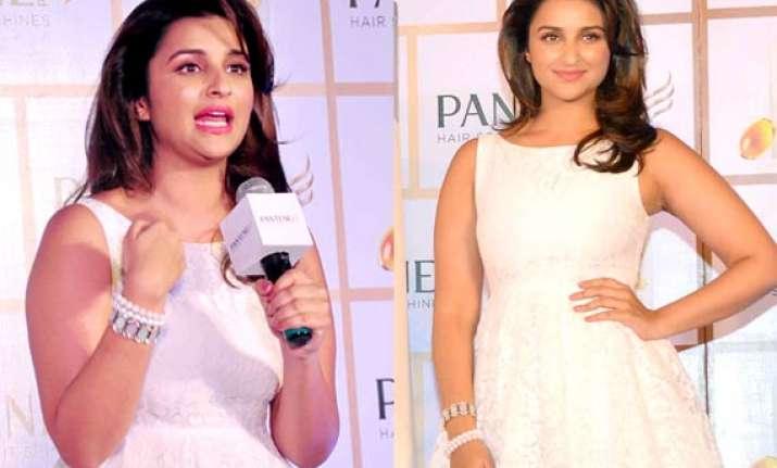 parineeti chopra fails to impress at hair product launch