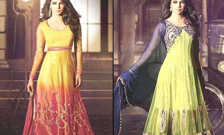 priyanka chopra becomes heroine poses for fashion brand