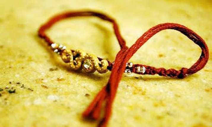 rakhi the thread of love an exhibition with a difference