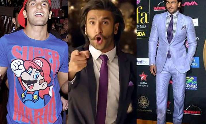 what s with ranveer singh s obsession for purple colour see
