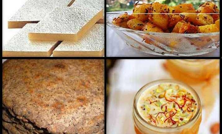 maha shivaratri vrat special food see pics