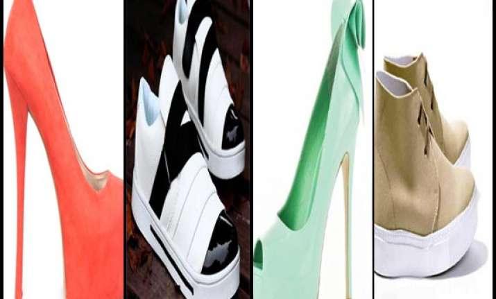 bold for women soft for men footwear colours for summer