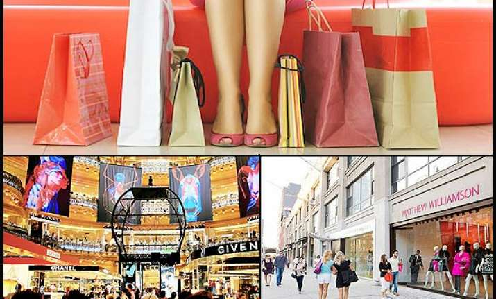 shopaholic here are world s top shopping cities see pics