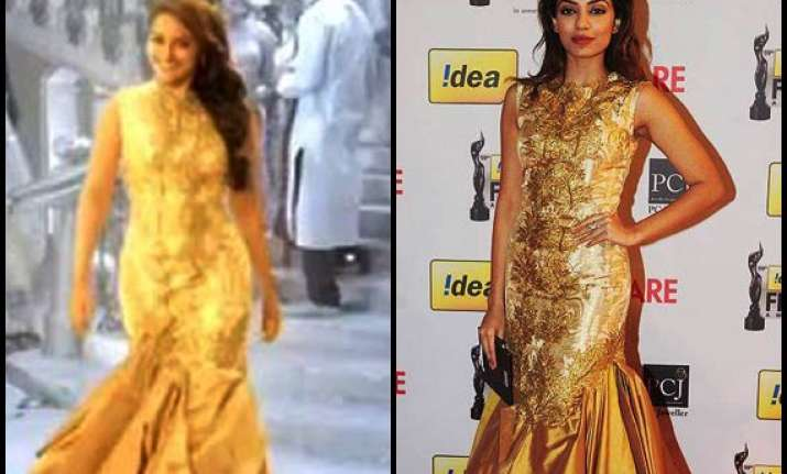 is sonakshi sinha trying to copy a beauty queen