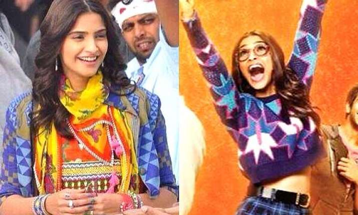 khoobsurat sonam kapoor shares her stylish wardrobe with