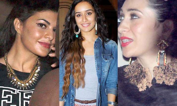 see what these b town divas chose to flaunt instead view