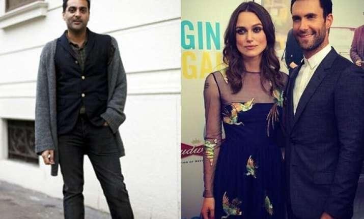 indian stylist arjun bhasin behind keira knightley adam