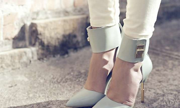 jazz up your look with statement heels see pics