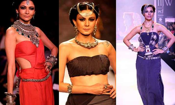 add glamour to your look with tribal jewellery see pics