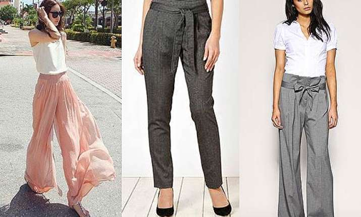 must have trouser shapes for summer see pics