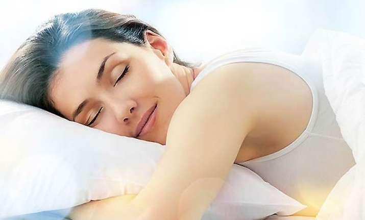 nine healthy ways to improve your sleep see pics
