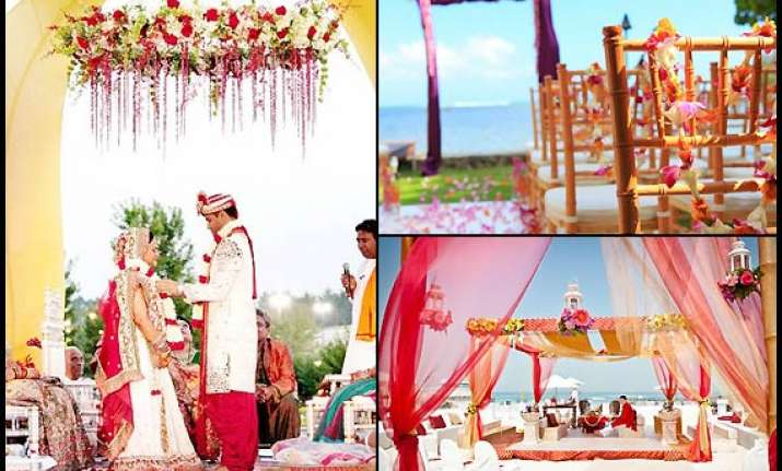 top six indian wedding destinations for your dream wedding