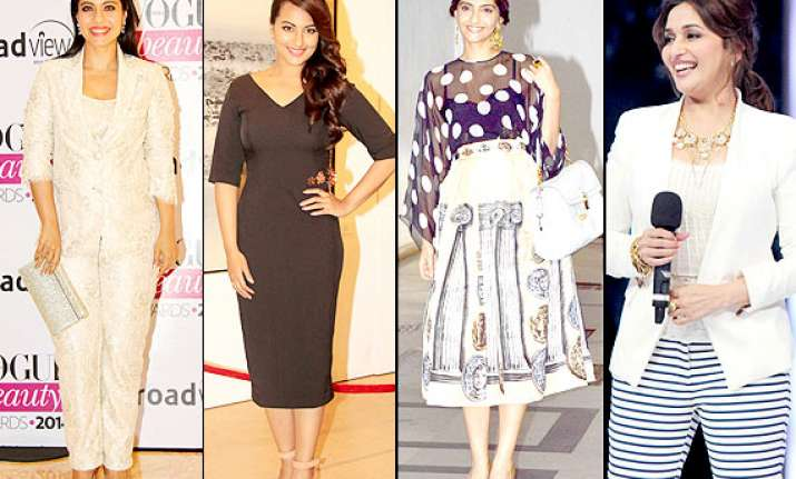 why sonam sonakshi madhuri kajol opted for such disastrous