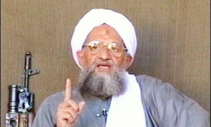 al zawahiri admits laden dead threatens to attack us