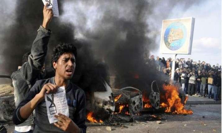 alexandria islamists rally to back clerics