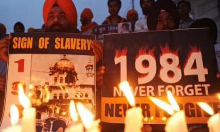 anti sikh riots genocide petition tabled in australian
