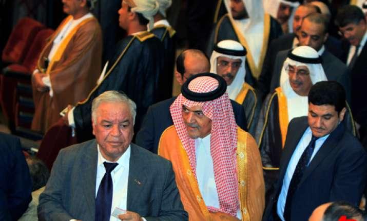 arab league stops short of suspending syria