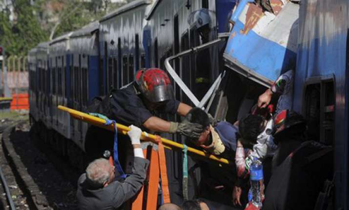 argentina reels after 50 killed in train crash