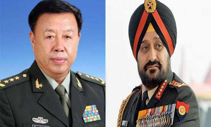 army chief holds talks with china s military top brass