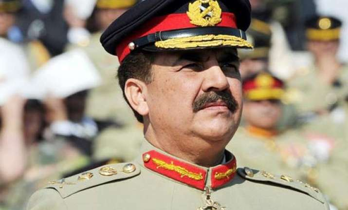 pak political drama nears end after army chief intervenes