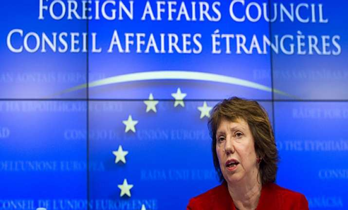 army should not play political role in egypt says eu