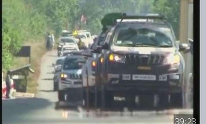 asean india car rally reaches myanmar capital