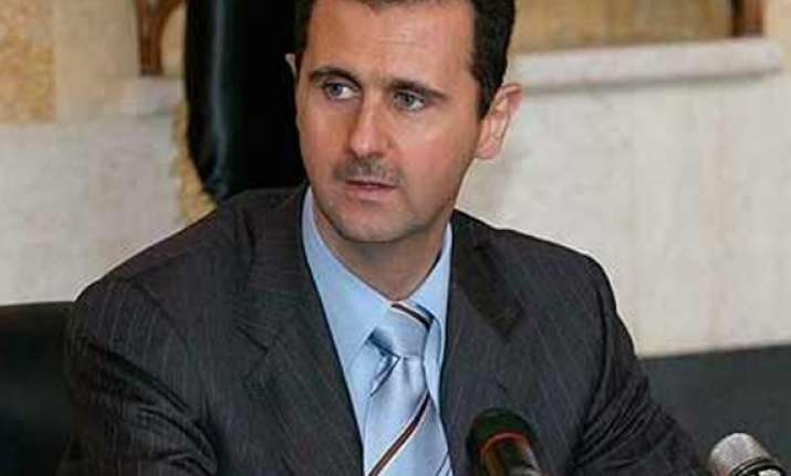 assad issues decree forming new syria government says tv