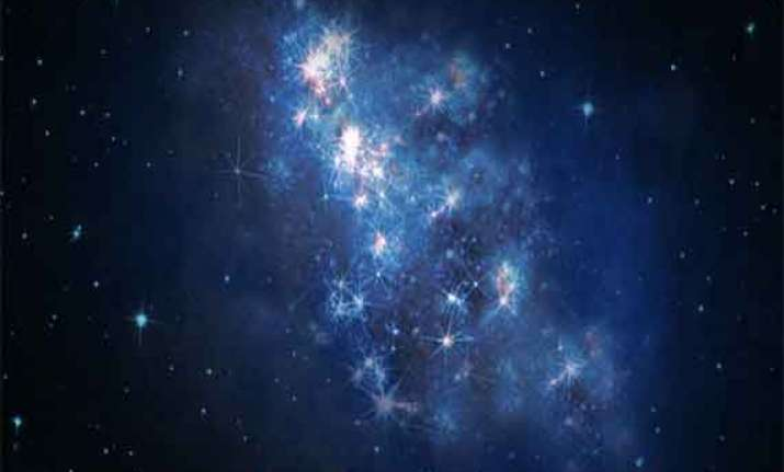 astronomers team in us discovers most distant galaxy