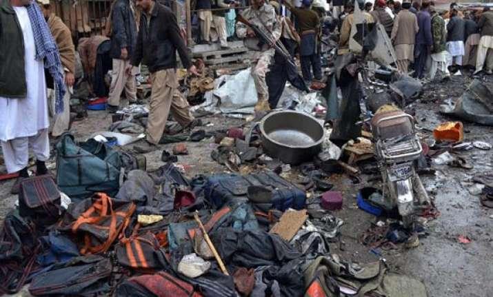 fire in school bus kills 16 children 1 teacher in pakistan