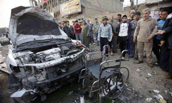 at least 16 killed in iraq attacks