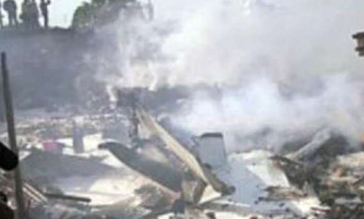 at least 46 killed in d r congo plane crash