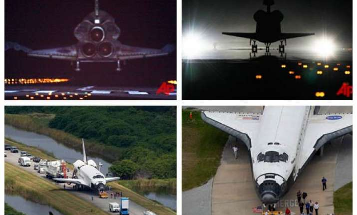 atlantis makes perfect final landing