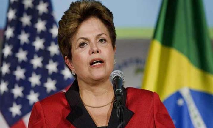brics bank not against imf brazilian president