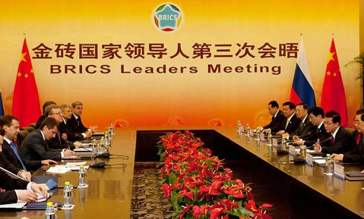 brics to sign deal on using own currencies for credits
