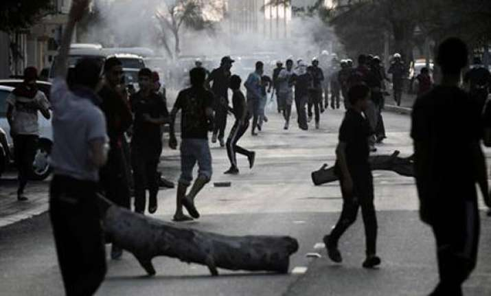 bahrain arrests 25 suspects of bomb attack
