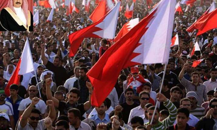 bahrain king orders release of political prisoners