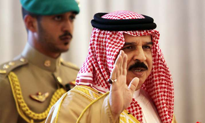 bahrain king vows reform after rights violations report