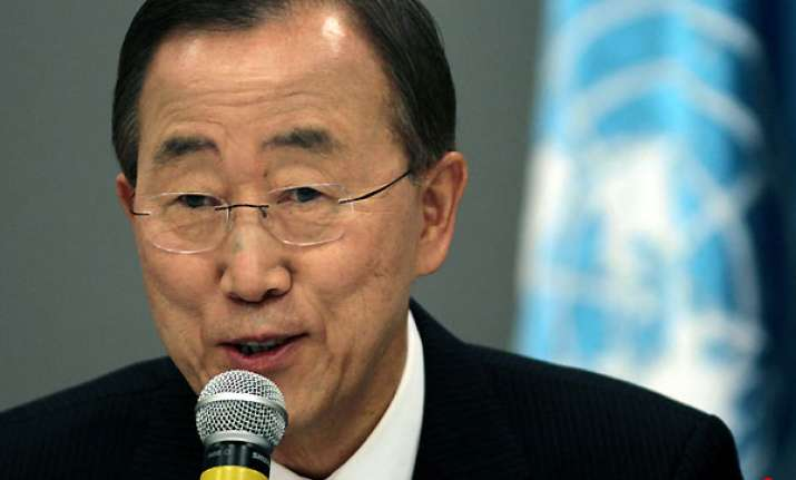 ban ki moon elected for second term as un secy general